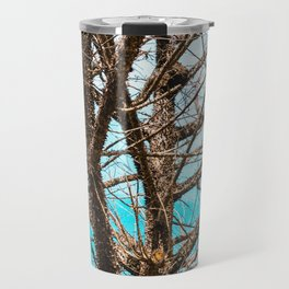 Costa Rica Trees Travel Mug