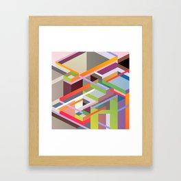 Maskine 19 Framed Art Print