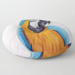 Macaw II Floor Pillow