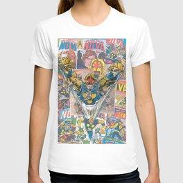 Nova Comic Art T-shirt