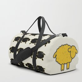 Dare To Be Different Sheep Duffle Bag