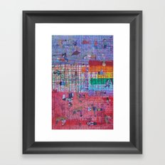Viva La France 8 Framed Art Print
