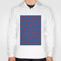dots Hoodies featuring dots by MARI EBINE