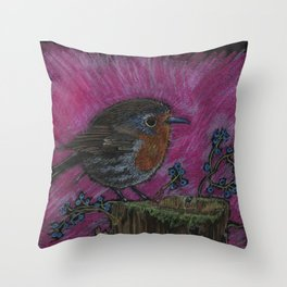 """Stumped"" Throw Pillow"