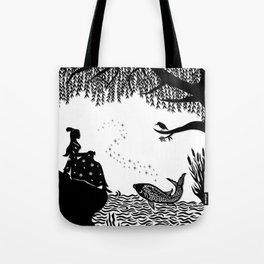 Ye Xian - The Golden Fish Tote Bag