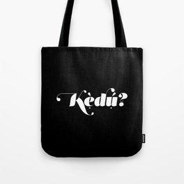 Kedu Tote Bag