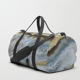 Abstract Shift Duffle Bag