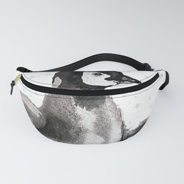 baby penguin in the stars Fanny Pack