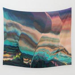 Northern light passing thru Wall Tapestry
