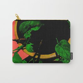 Potted Pothos Carry-All Pouch