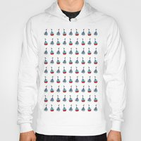 cars Hoodies featuring cable cars by Milan C