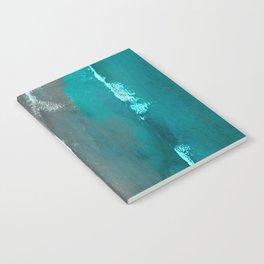 Watercolour Summer beach II Notebook