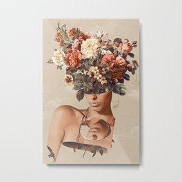 Flower-ism II Metal Print