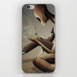 The Disintegration of God iPhone Skin