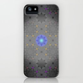 Inner light iPhone Case