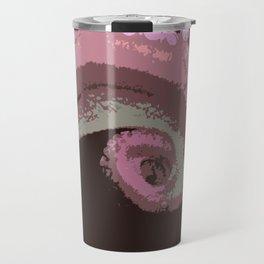 Color Octopus Arm Travel Mug