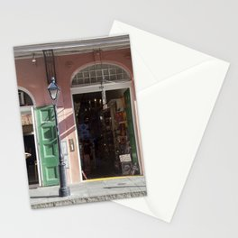 New Orleans Lampost on Royal Stationery Cards