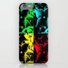 Pop Art Hydrangea iPhone 6s Slim Case