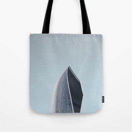 LND CLR X-8 London Colour Architecture Art Tote Bag