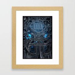 //Gothic_1 Framed Art Print