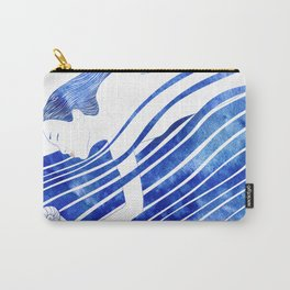 Water Nymph LXV Carry-All Pouch