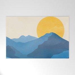 Minimalistic Landscape 10   Welcome Mat