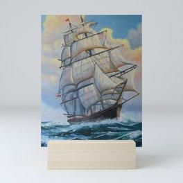 Barry Nehr - Tall Ship Mini Art Print
