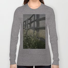 Rustic Fence Long Sleeve T-shirt