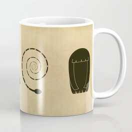 Minimalism hinduism Coffee Mug