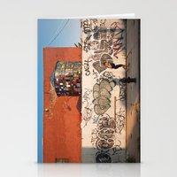 brooklyn Stationery Cards featuring Brooklyn by Phil Provencio