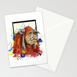 Ludo Splatter! Stationery Cards