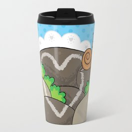 Lovebugs -I have such a great slime with you Travel Mug