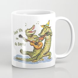 On da Bayou Coffee Mug