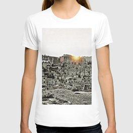 Sassi di Matera: view T-shirt