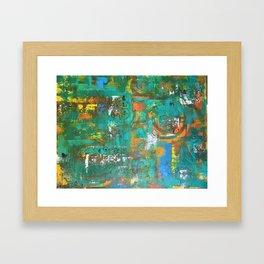 The Leftovers Framed Art Print