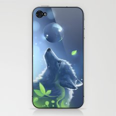 Plant Spirit iPhone & iPod Skin