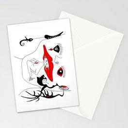 LADY MOMO Stationery Cards