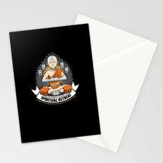 Spiritual Retreat Stationery Cards