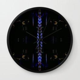 Artificial Life Wall Clock