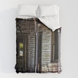 Weathered And Worn Comforters