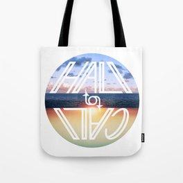 Hali to Cali Tote Bag