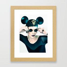 Mickey VII Framed Art Print