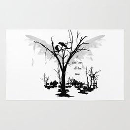 Crows A190 Rug