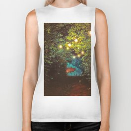 Follow the Lights (Color) Biker Tank