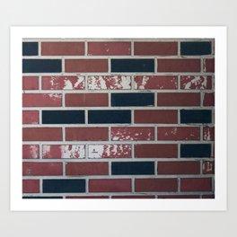 Firehouse Art Art Print