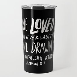 Everlasting Love II Travel Mug