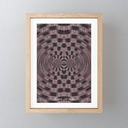 Mesmerized 35 Framed Mini Art Print