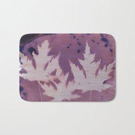 Cyanotype No. 11 Bath Mat