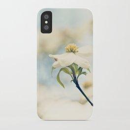 Love, the Dogwood iPhone Case