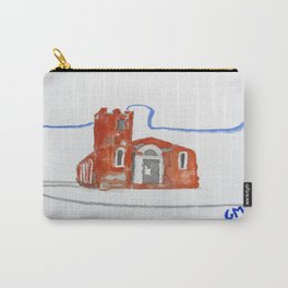 Igreja Nossa Senhora do Rosário de Fátima Carry-All Pouch
